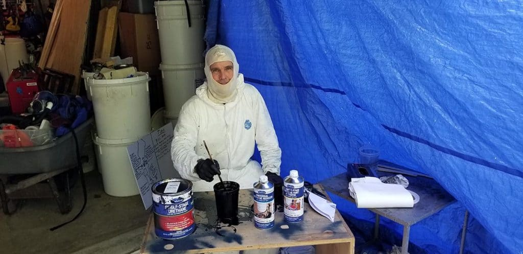 Mixing Cup Automotive spray paint Eastwood single stage