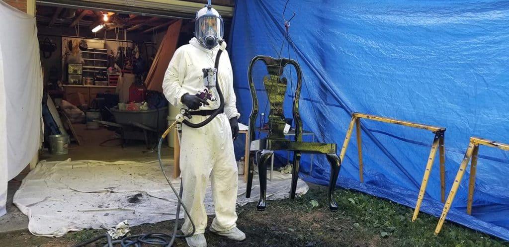 automotive spray paint safety